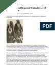 2002 Iraqi Intel Reported SAUDIS-Wahhabis Are of Jewish Origin