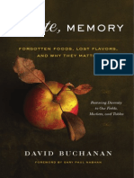 The Cider Tree - An Excerpt from Taste, Memory