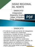 Sindicatos en Mexico