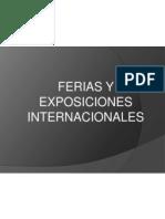 Presentacion Ferias y Exposiciones.
