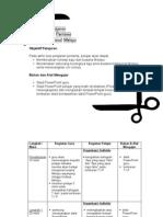 Rancangan Pelajaran 1