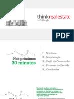 Google Think Real Estate Brasil