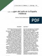 Cantera La imagen del judio en la España medieval