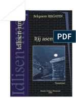 HCA Idlisen-Nnegh - Itij Asemmad (Belqasem Ihidjaten)