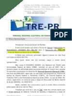 Aula0 Regimento TRE PR 26456