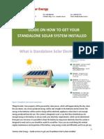 CSE Guide - Standalone