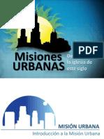 Misiones Urbanas