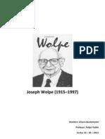 Joseph Wolpe Español
