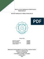 Review kebijakan kelembagaan permukiman