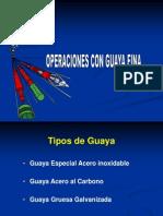 Presentación GUAYA FINA  2010