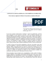 O Estado da Arte da Defesa da Concorrência no Mercosul