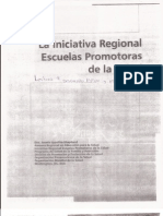 La Iniciativa Regional Escuelas Promotoras de Sal