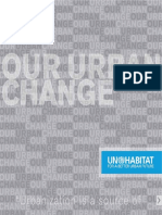 Our Urban Change - UN-Habitat