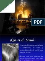Clasificación  del  Acero