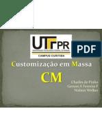 Customização em Massa