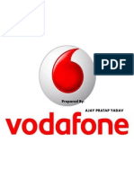 Research on Vodafone for IMC Tools