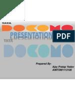 Tata Docomo PPT IMC tools