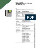 Altivar ATV61HU55N4 Catalogue