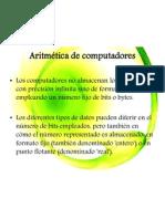 Aritmetica de Enteros (1)