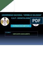 Farmacocinetica Ureta Soto Jaun