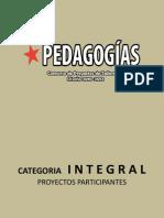 Pedagogias Integral