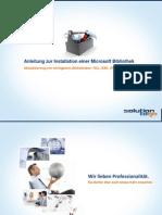 Anleitung Installation Bibliothek MSOffice