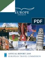Annual Report 2009 European Travel Commission