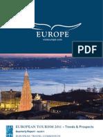 European Tourism - 2011