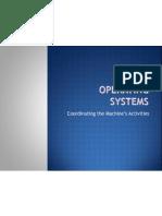 Lec6 Operating System