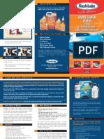 Valve saver fluid Brochure