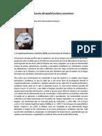 La traducción del español jurídico y económico_Derecho 1