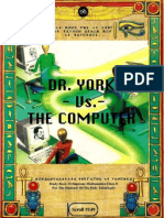 Dr. York vs. the Computer By Dr. Malachi Z. York