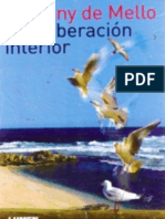 Autoliberación Interior (Anthony De Mello)