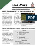 Speed News June 18, 2007