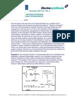 Electrochemical Method