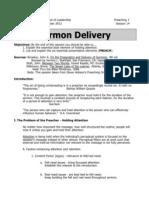 Ses 14 Sermon Delivery