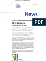 EU Strategy for the Baltic Sea Region Writing Sample