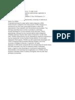 Optical Rotatory Dichorism