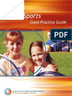 Youth Good Practice Guide Australia