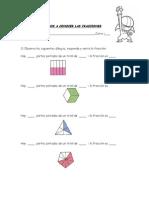 Fracciones tercero básico