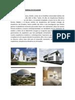 Arquitectura Moderna en Ecuador
