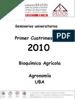 Bioquimica Agricola Agronomia UBA 2010