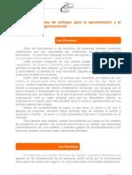 Una propuesta de enfoque para la aproximación y  análisis de las organizaciones