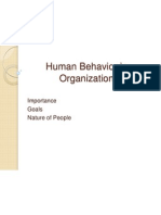 22251502 Human Behavior in Organization