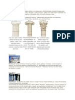 Architecture in Ancient Greece