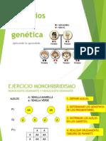 3 - Ejercicios de Genetica