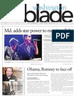 washingtonblade.com - volume 43, issue 39 - september 28, 2012
