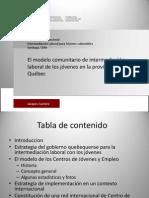 PI Modelos Servicios Empleo