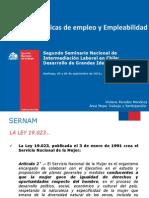 PN Inclusion Laboral Mujeres