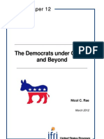 The Democrats under Obama and Beyond